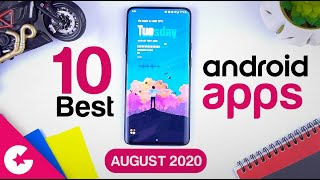 Top 10 Best Apps for Android - Free Apps 2020 (August)