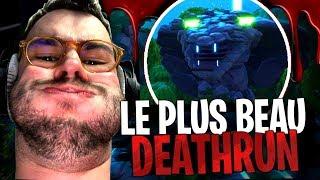 Le plus beau Deathrun que j'ai fait avec Lebouseuh sur Fortnite Créatif !