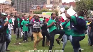 Live streaming from Zuma must fall marches - Save South Africa marches
