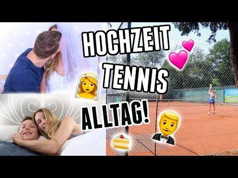 Hochzeit Tennis Wochenende Und Eine Nerdige Buchempfehlung Vlog 29 Youtube