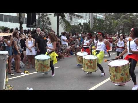 Brazilian Drum Group - Rio De Janeiro