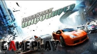 Ridge Racer Unbounded Gameplay (PC/HD)