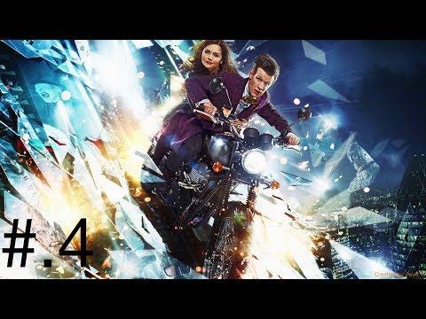 "(Fresh Reaction To) Doctor Who Season 7 Episode 6 ""the Bells Of Saint John"" Part 4"