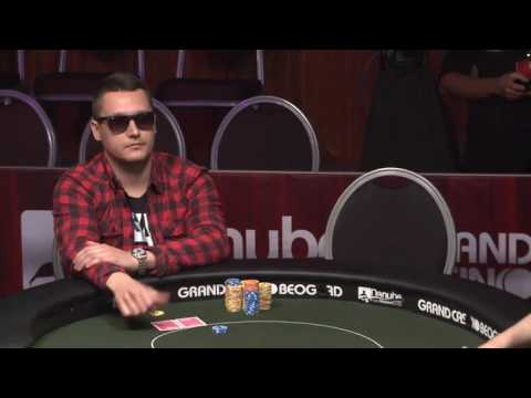 Danube Poker Masters 11 / 5