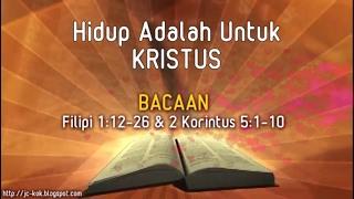 Hidup adalah Untuk Kristus   Renungan Kristen Mp3