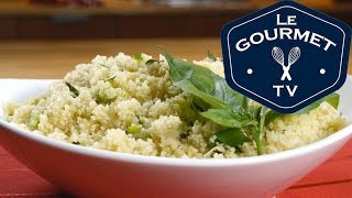Herbed Couscous Recipe - Legourmettv