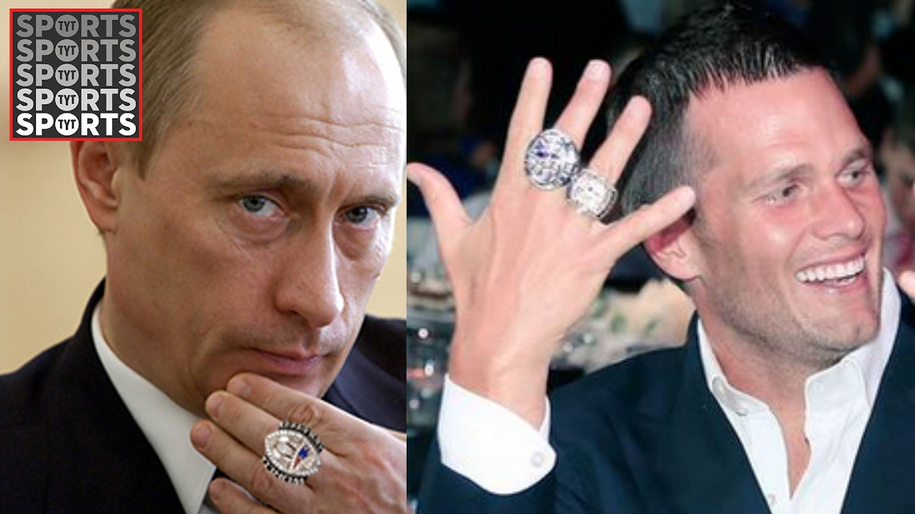 Remember When Putin Stole The Patriots Super Bowl Ring Youtube