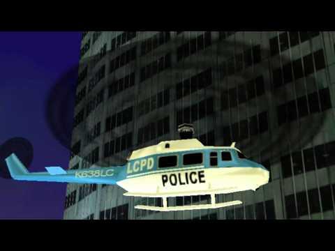 Вертолёты в гта сан андреас