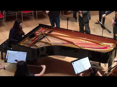 Philip Glass: Piano Concerto No.3 With Simone Dinnerstein & A Far Cry