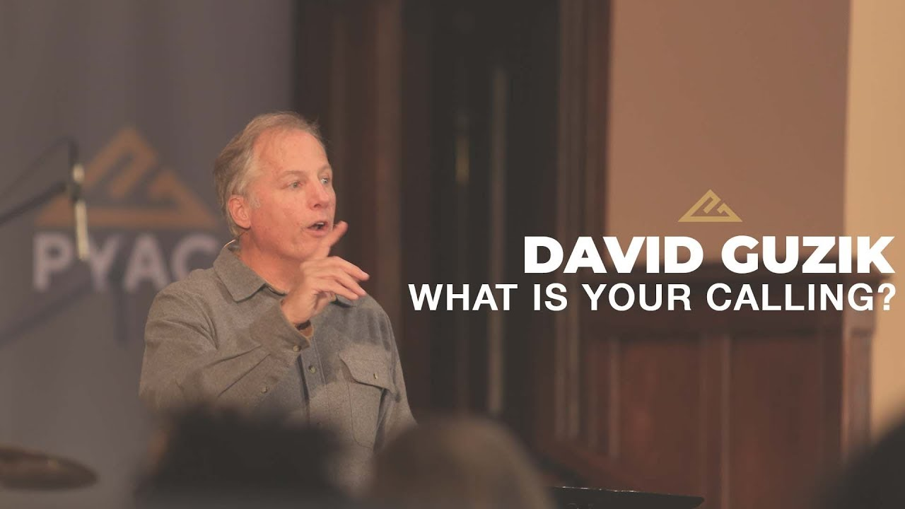 Download David Guzik - What is Your Calling?