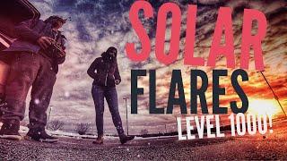 SOLAR FLARES LEVEL 1000! 🔥🔥🔥  FPV FREESTYLE