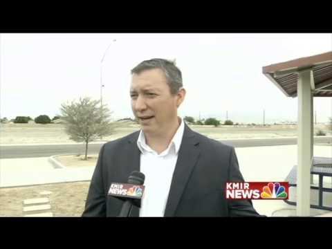 Talking cameras lowering crime in Coachella