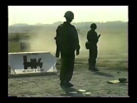 G11K2 Demonstration – Aberdeen Proving Ground, MD 1990