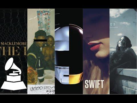 Grammy 2014 winners & nominations