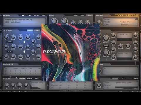 🎉 Fantasy sounds electrax bank free download | FREE ElectraX Preset