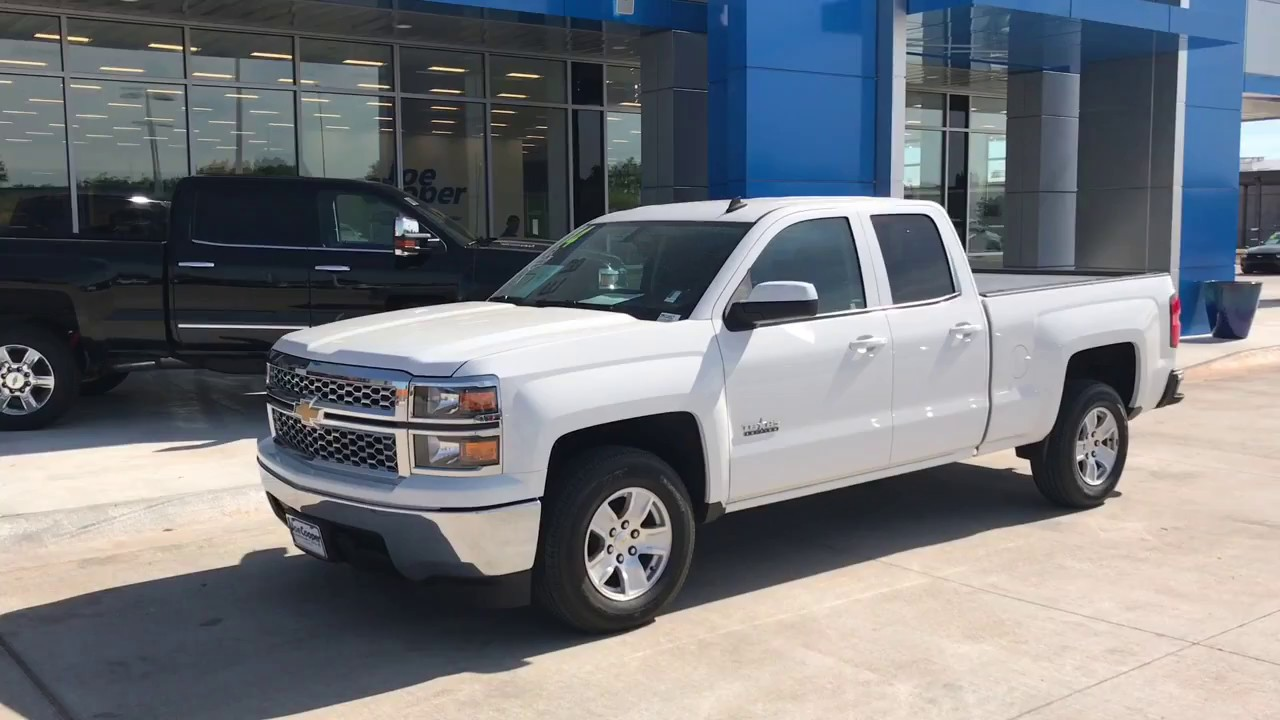 Carla S 2014 Silverado From Chad At Joe Cooper Chevy Cadillac In Shawnee Ok