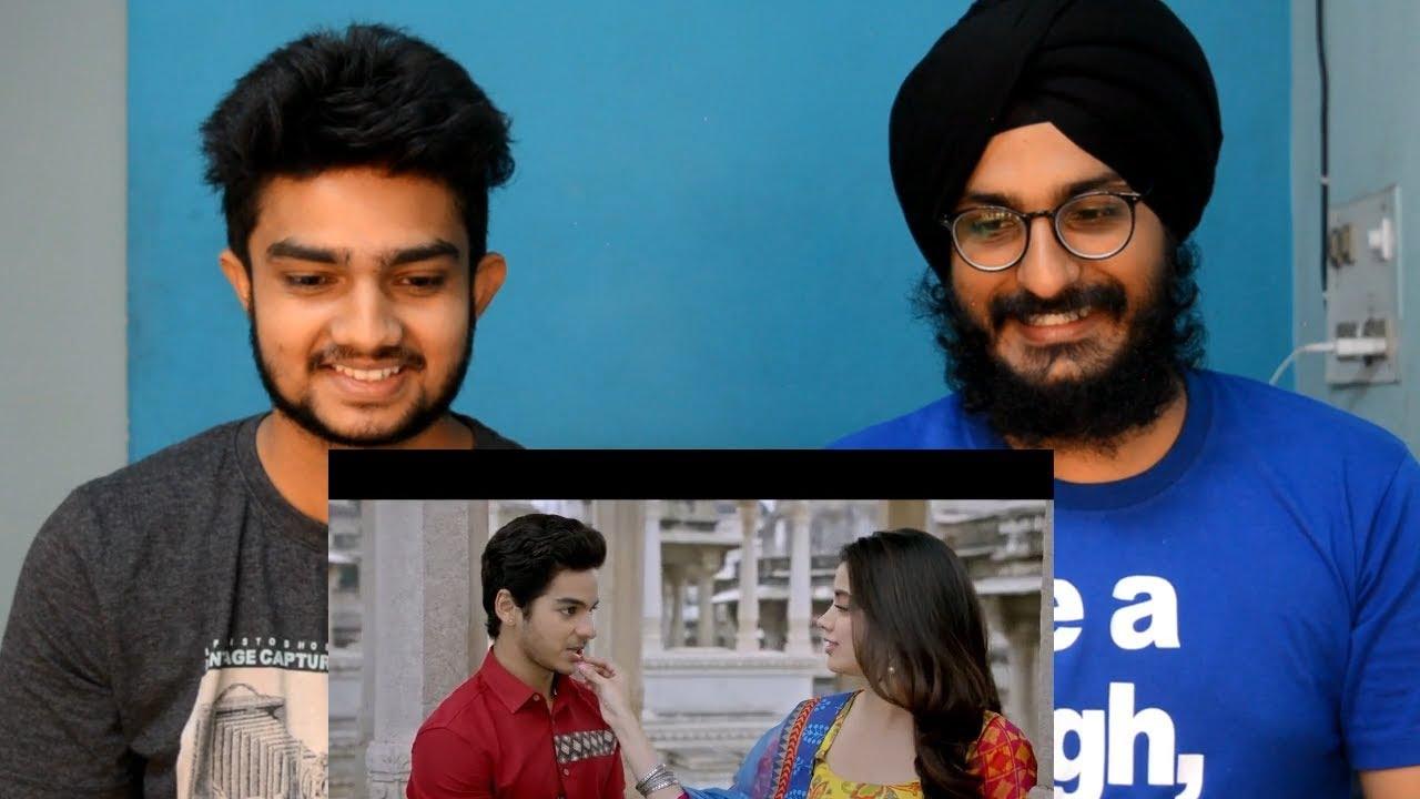 Dhadak Trailer REACTION | Janhvi & Ishaan | Shashank Khaitan | Karan Johar | Parbrahm & Anur