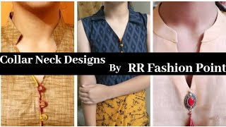 Latest Collar Neck Collection By RR Fashion Point