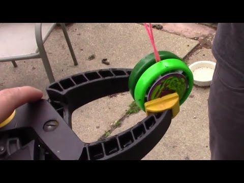 Auldey Blazing Team Beast Wrangler Yoyo Unboxing, Review, And Durability Test. Best Video Ever.