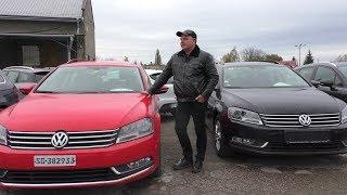 Почему Я Пересел с Toyota Camry на VW Passat?