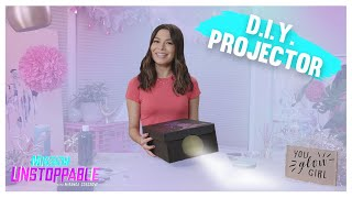 Make a DIY Projector with Miranda Cosgrove | Mission Unstoppable
