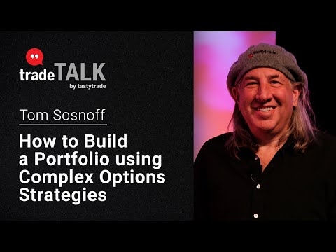 How to Build a Portfolio using Complex Options Strategies