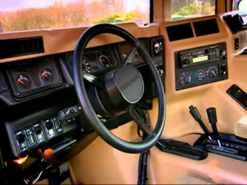 Matt Leonard - Top Gear Hummer H1