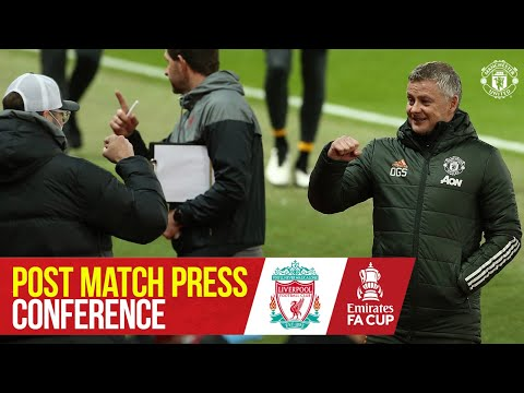 "Solskjaer: ""We're getting stronger and stronger"" 