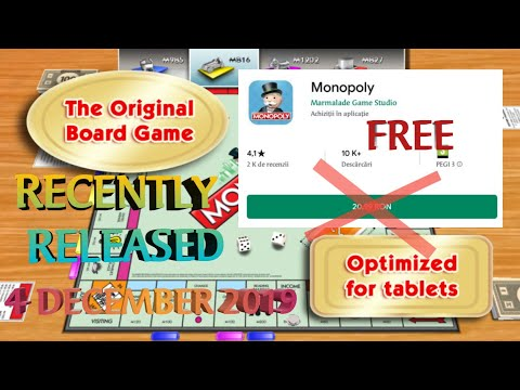 How To Download Monopoly For Free On Android?|NO VIRUS||2020|