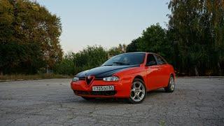 быстрый обзор Alfa Romeo 156