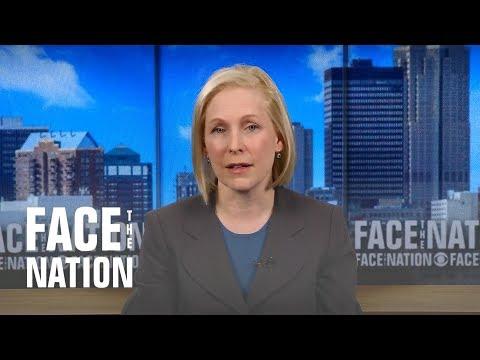 Face The Nation - Kirsten Gillibrand, Brett McGurk, Jason Rezaian