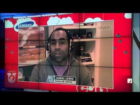 UNITE: Jamal Lewis Talks Antler Spray