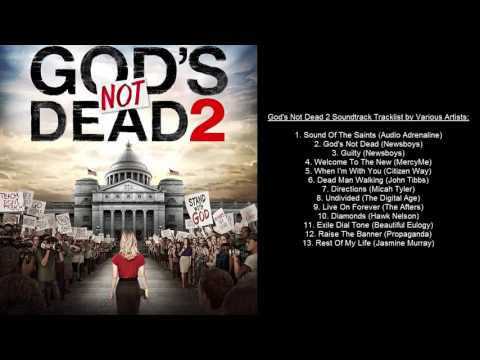 God's Not Dead 2 Soundtrack Tracklist by Various Artists