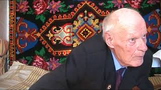 Ветеран Великой Отечественной войны Глазырин Павел Никифорович ВИДЕО 1