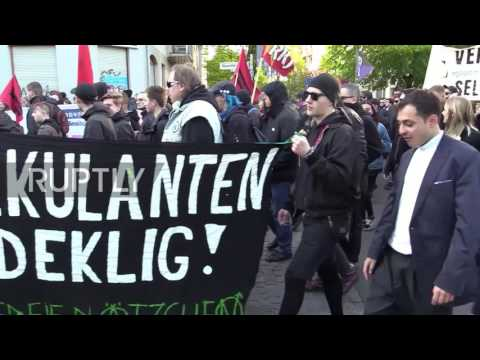 Germany: Hundreds march against gentrification and high rents in Berlin