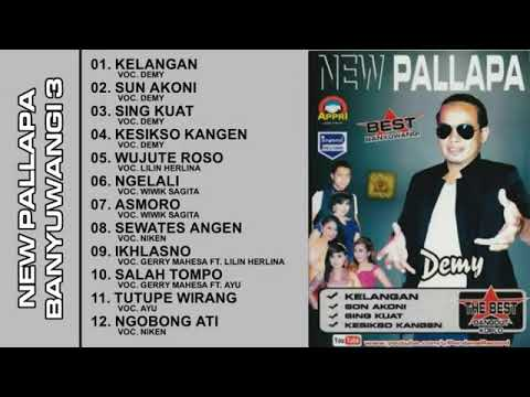 Download NEW PALLAPA BANYUWANGI VOL 3 | FULL ALBUM