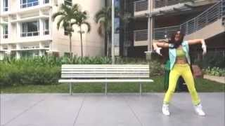 A behind-the-scenes instructional video that showcases the C2 dance move featured in the latest C2 TV commercial.