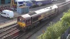 Trains at Aylesbury 21/05/15