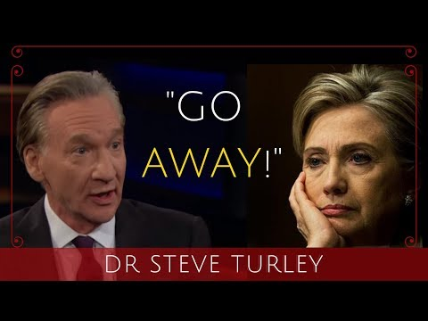 You Won't BELIEVE What Ultra-Liberal Bill Maher Said about Hillary Clinton!!!