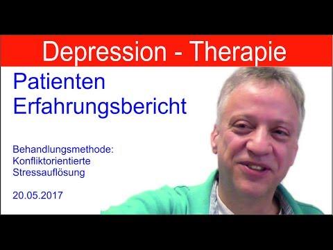 Depressionen -  Patienten Erfahrungsbericht -  Therapie Erfahrungen mit Michael Prgomet