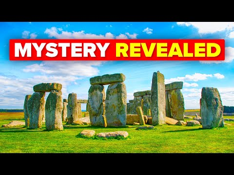 Scientists Finally Crack Stonehenge Mystery