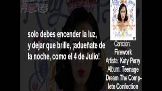Firework - Katy Perry (Traducida al español)