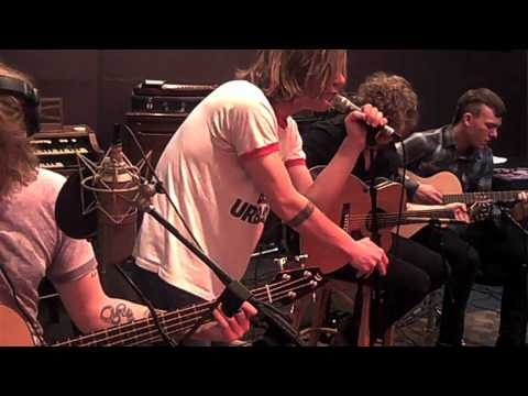 Cage The Elephant - Shake Me Down - 91X X-session