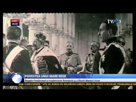 Regele Ferdinand I, 150 de ani de la naștere