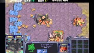 G-Voice OCL  BoxeR vs YellOw 2004-07-06  @ Nostalgia