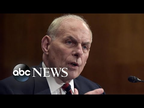 Comey: John Kelly offered to resign after my firing: Part 2