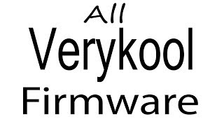 Download Verykool all Models Stock Rom Flash File & tools (Firmware) Verykool Android Device