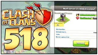 CLASH of CLANS Part 518: Zerschmetterer ENDLICH auf Level 2 verbessern!