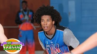 Tyger Campbell is UNSTOPPABLE at THE LEAGUE Nashville - Class of 2019 Basketball