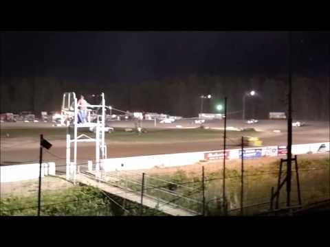 B Mod Feature Mt. Pleasant Speedway 6/3/16